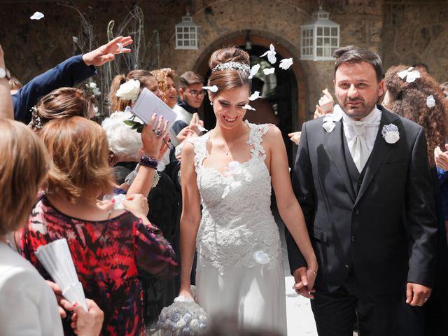 Il matrimonio di Mario e Vanessa a Capua, Caserta 115
