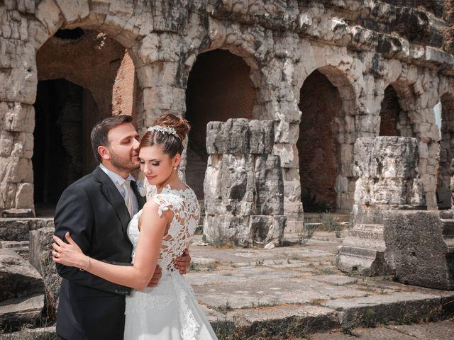 Il matrimonio di Mario e Vanessa a Capua, Caserta 117