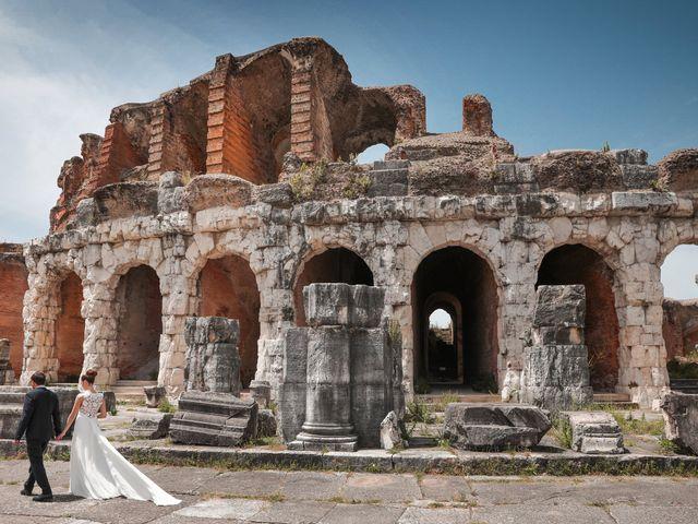 Il matrimonio di Mario e Vanessa a Capua, Caserta 118