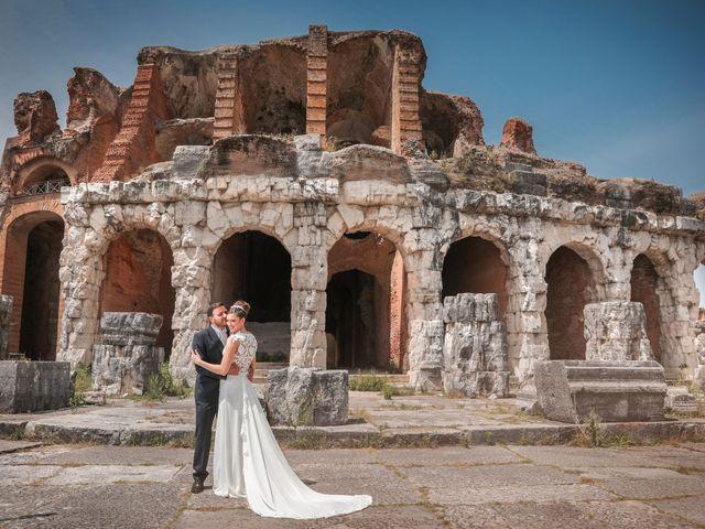 Il matrimonio di Mario e Vanessa a Capua, Caserta 119