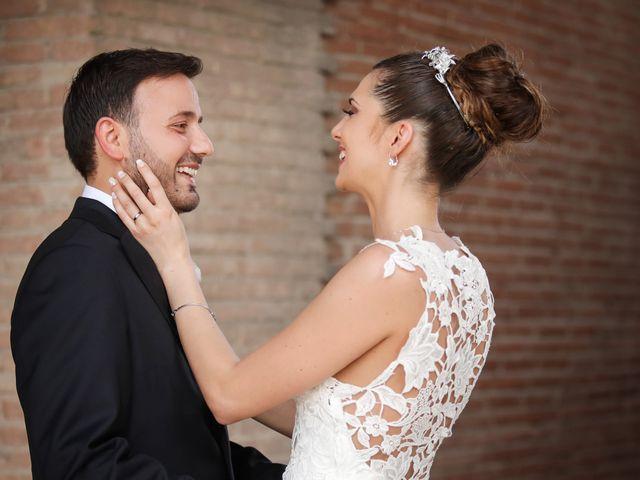 Il matrimonio di Mario e Vanessa a Capua, Caserta 122