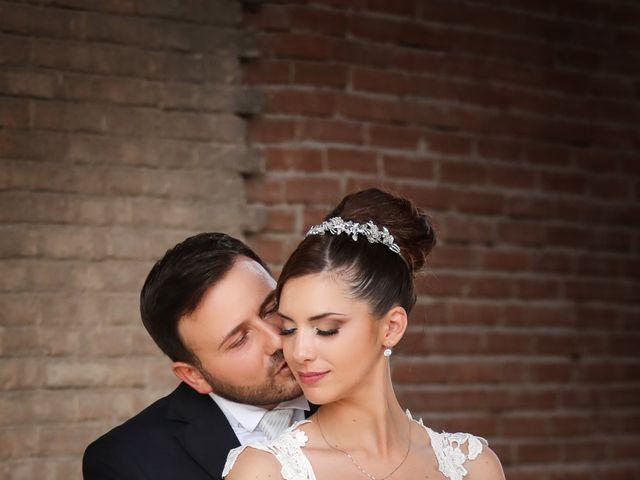 Il matrimonio di Mario e Vanessa a Capua, Caserta 123