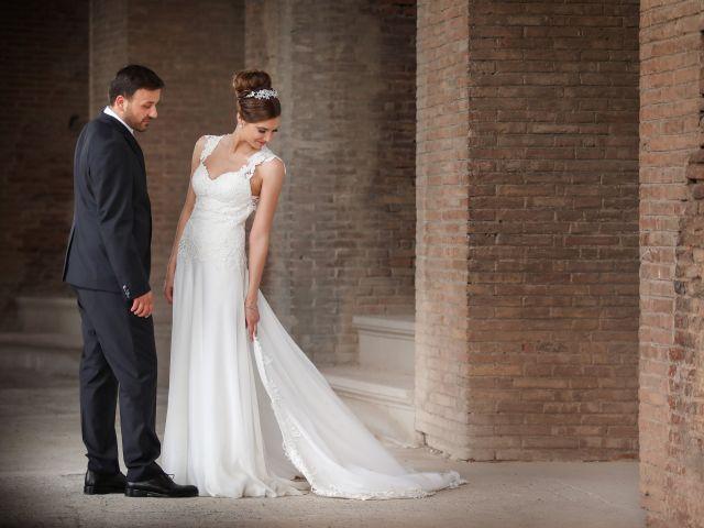Il matrimonio di Mario e Vanessa a Capua, Caserta 124