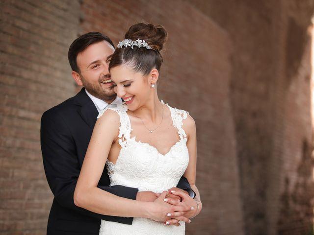 Il matrimonio di Mario e Vanessa a Capua, Caserta 125