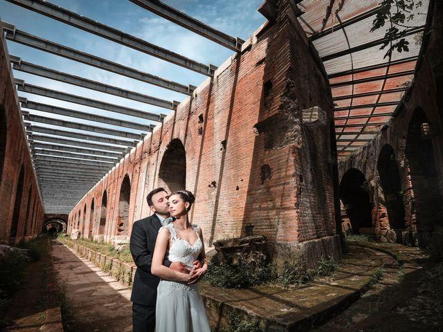 Il matrimonio di Mario e Vanessa a Capua, Caserta 1
