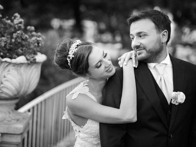 Il matrimonio di Mario e Vanessa a Capua, Caserta 133