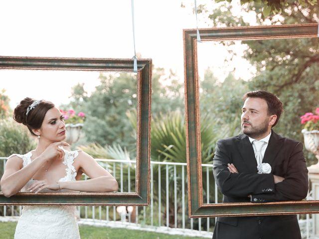 Il matrimonio di Mario e Vanessa a Capua, Caserta 136