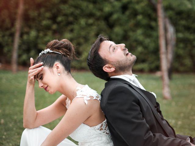 Il matrimonio di Mario e Vanessa a Capua, Caserta 137
