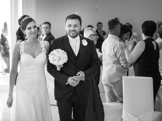 Il matrimonio di Mario e Vanessa a Capua, Caserta 141