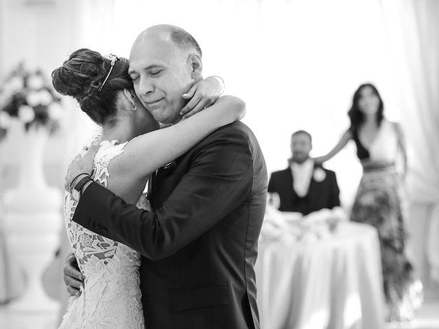 Il matrimonio di Mario e Vanessa a Capua, Caserta 153