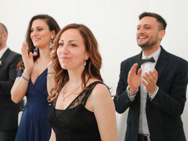 Il matrimonio di Mario e Vanessa a Capua, Caserta 166