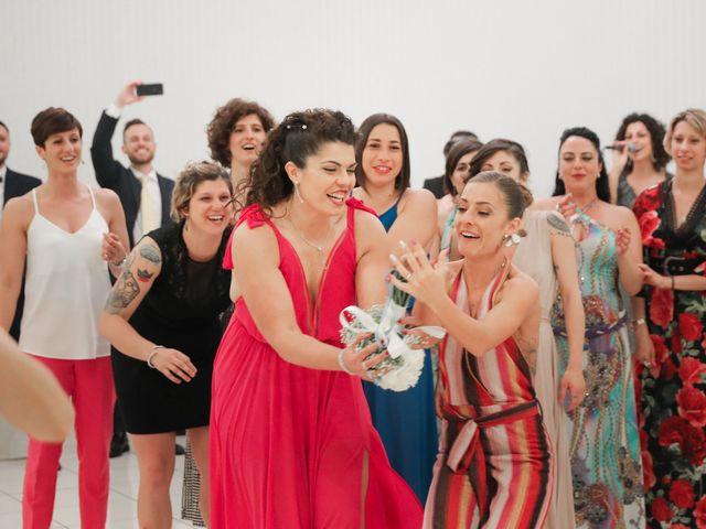 Il matrimonio di Mario e Vanessa a Capua, Caserta 171