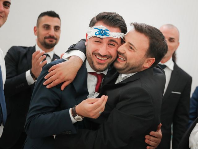 Il matrimonio di Mario e Vanessa a Capua, Caserta 174