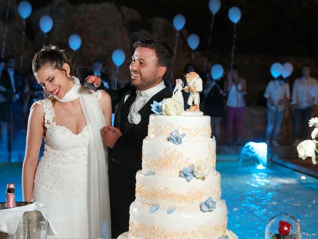 Il matrimonio di Mario e Vanessa a Capua, Caserta 186