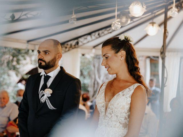 Il matrimonio di Chiara e Alessandro a Roncoferraro, Mantova 27