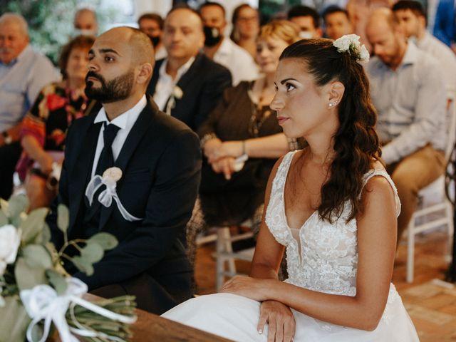 Il matrimonio di Chiara e Alessandro a Roncoferraro, Mantova 29