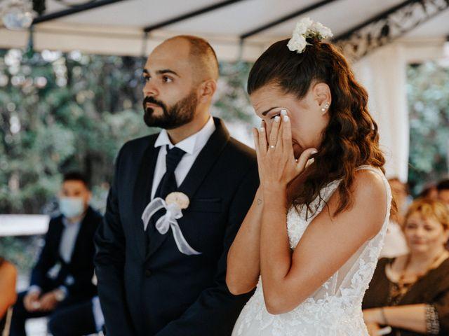 Il matrimonio di Chiara e Alessandro a Roncoferraro, Mantova 31
