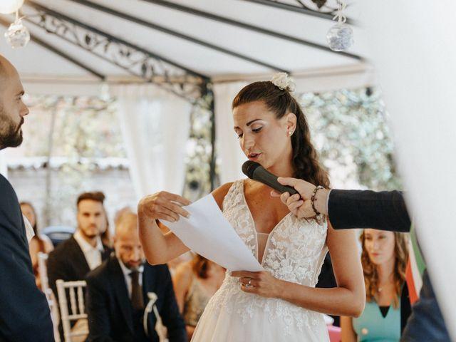 Il matrimonio di Chiara e Alessandro a Roncoferraro, Mantova 34