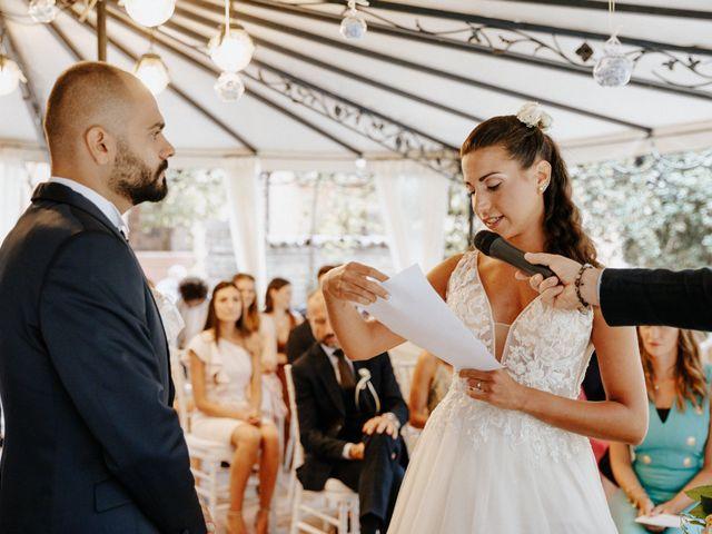 Il matrimonio di Chiara e Alessandro a Roncoferraro, Mantova 35