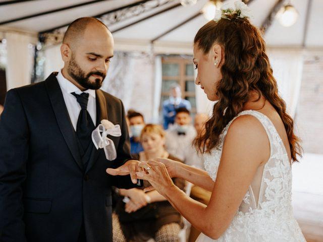 Il matrimonio di Chiara e Alessandro a Roncoferraro, Mantova 41