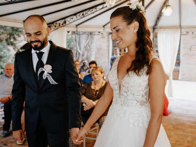Il matrimonio di Chiara e Alessandro a Roncoferraro, Mantova 42