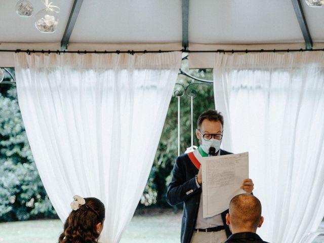 Il matrimonio di Chiara e Alessandro a Roncoferraro, Mantova 43