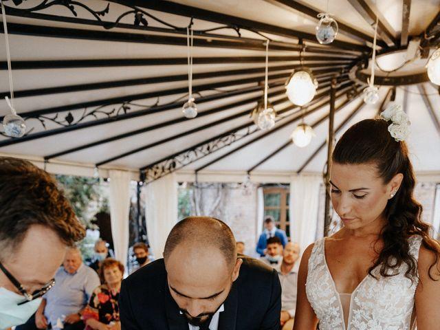 Il matrimonio di Chiara e Alessandro a Roncoferraro, Mantova 44