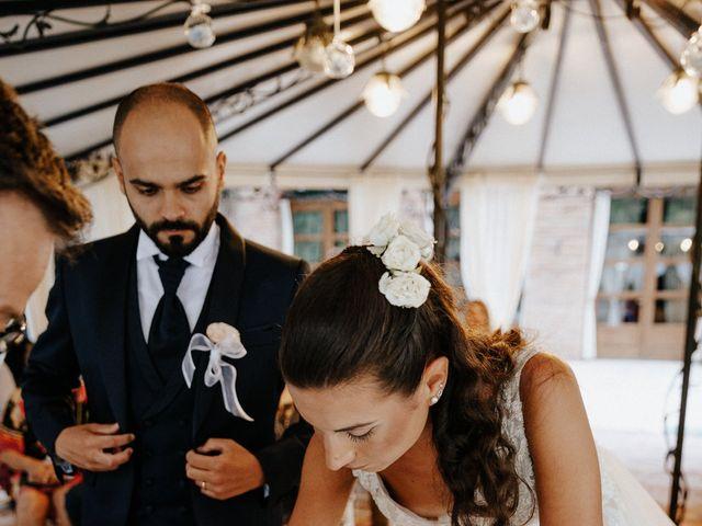 Il matrimonio di Chiara e Alessandro a Roncoferraro, Mantova 46