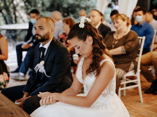 Il matrimonio di Chiara e Alessandro a Roncoferraro, Mantova 50