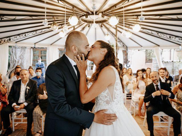 Il matrimonio di Chiara e Alessandro a Roncoferraro, Mantova 52