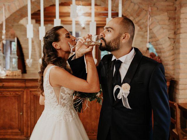Il matrimonio di Chiara e Alessandro a Roncoferraro, Mantova 57