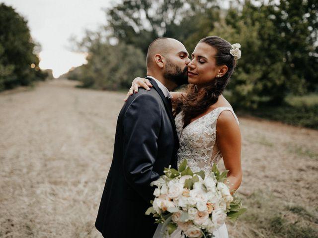 Il matrimonio di Chiara e Alessandro a Roncoferraro, Mantova 80