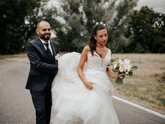 Il matrimonio di Chiara e Alessandro a Roncoferraro, Mantova 87