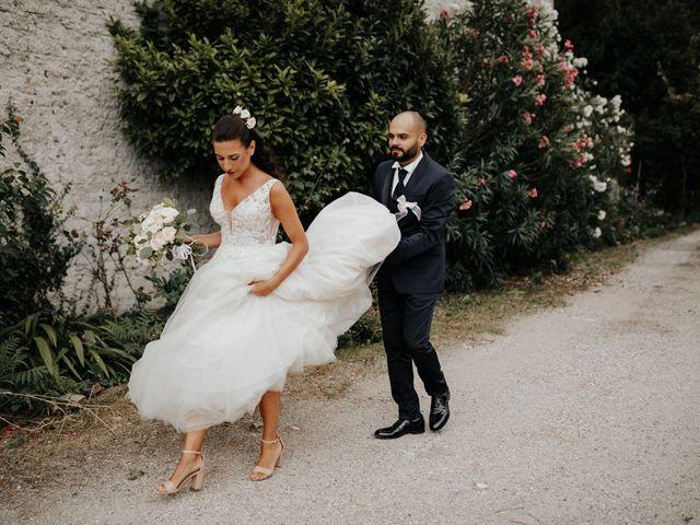 Il matrimonio di Chiara e Alessandro a Roncoferraro, Mantova 92