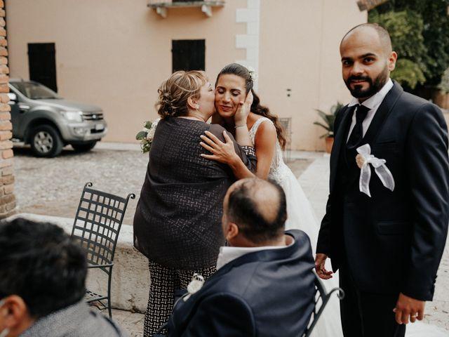 Il matrimonio di Chiara e Alessandro a Roncoferraro, Mantova 93