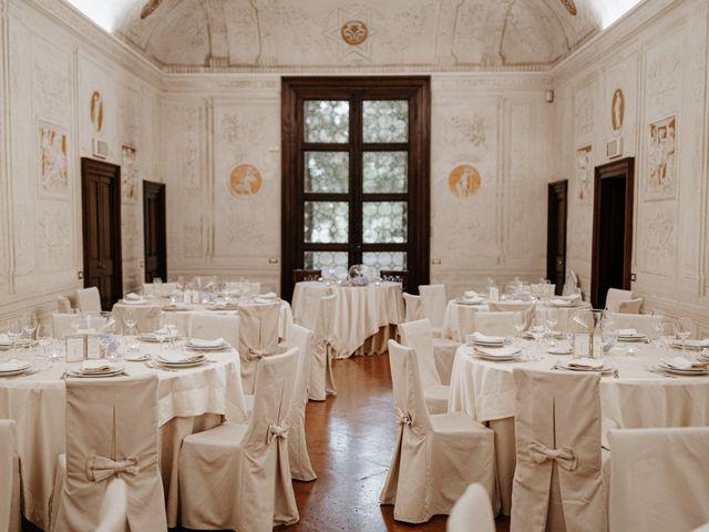 Il matrimonio di Chiara e Alessandro a Roncoferraro, Mantova 96