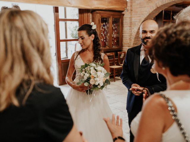 Il matrimonio di Chiara e Alessandro a Roncoferraro, Mantova 98