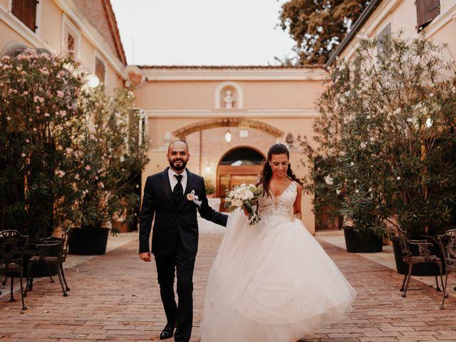 Il matrimonio di Chiara e Alessandro a Roncoferraro, Mantova 100