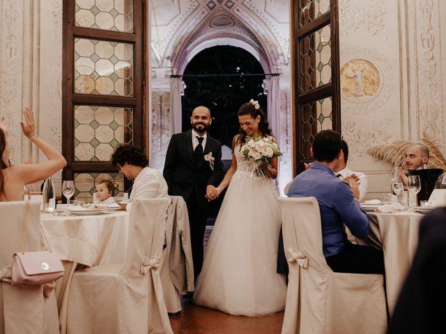 Il matrimonio di Chiara e Alessandro a Roncoferraro, Mantova 102