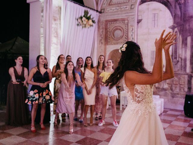 Il matrimonio di Chiara e Alessandro a Roncoferraro, Mantova 119