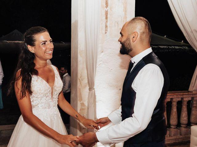 Il matrimonio di Chiara e Alessandro a Roncoferraro, Mantova 122