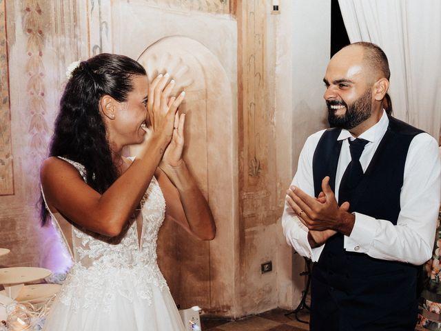Il matrimonio di Chiara e Alessandro a Roncoferraro, Mantova 123