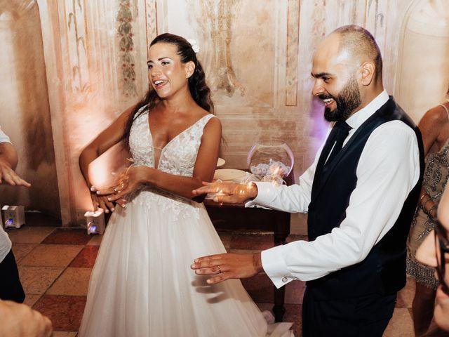 Il matrimonio di Chiara e Alessandro a Roncoferraro, Mantova 124