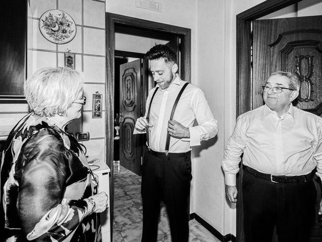 Il matrimonio di Francesca e Vincenzo a Salerno, Salerno 8
