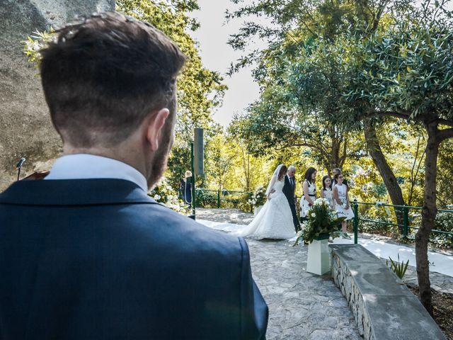 Il matrimonio di Francesca e Vincenzo a Salerno, Salerno 15