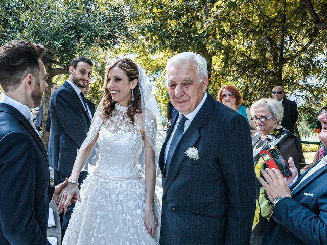 Il matrimonio di Francesca e Vincenzo a Salerno, Salerno 16