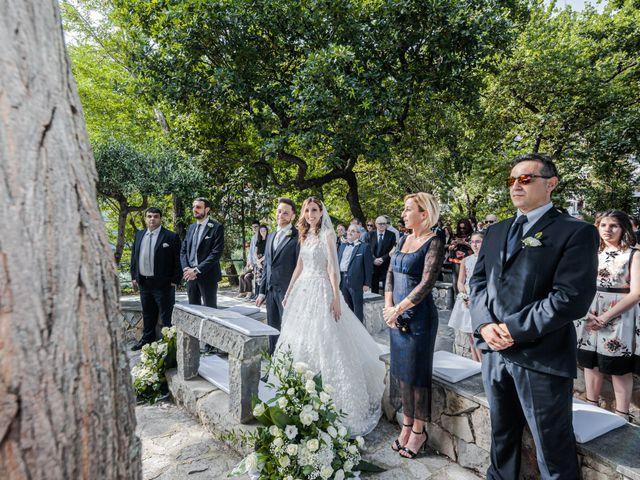 Il matrimonio di Francesca e Vincenzo a Salerno, Salerno 17