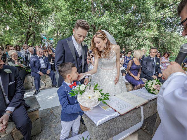 Il matrimonio di Francesca e Vincenzo a Salerno, Salerno 19