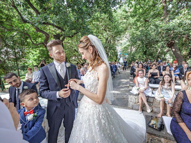 Il matrimonio di Francesca e Vincenzo a Salerno, Salerno 21