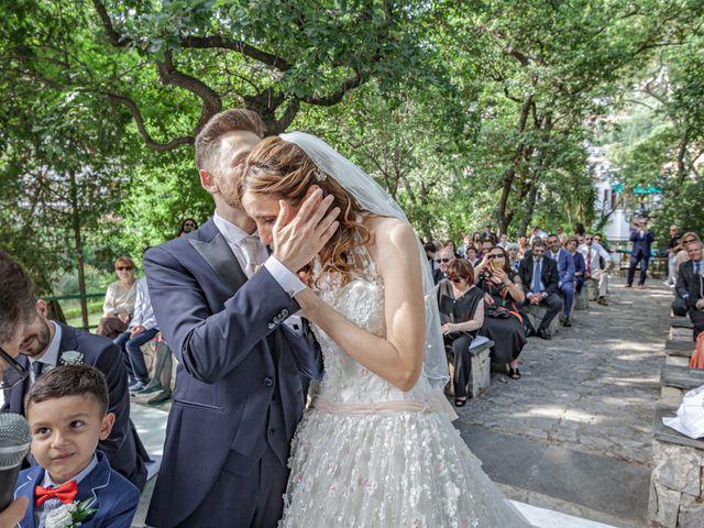 Il matrimonio di Francesca e Vincenzo a Salerno, Salerno 22